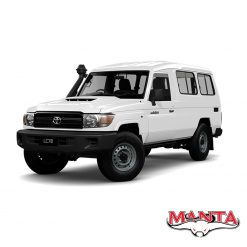 TOYOTA LANDCRUISER VDJ78 4.5L 1VD V8 TURBO DIESEL TROOP CARRIER (WITH DPF) OCT 2016 ON