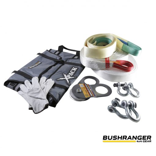 Bushranger X Pack recovery kit