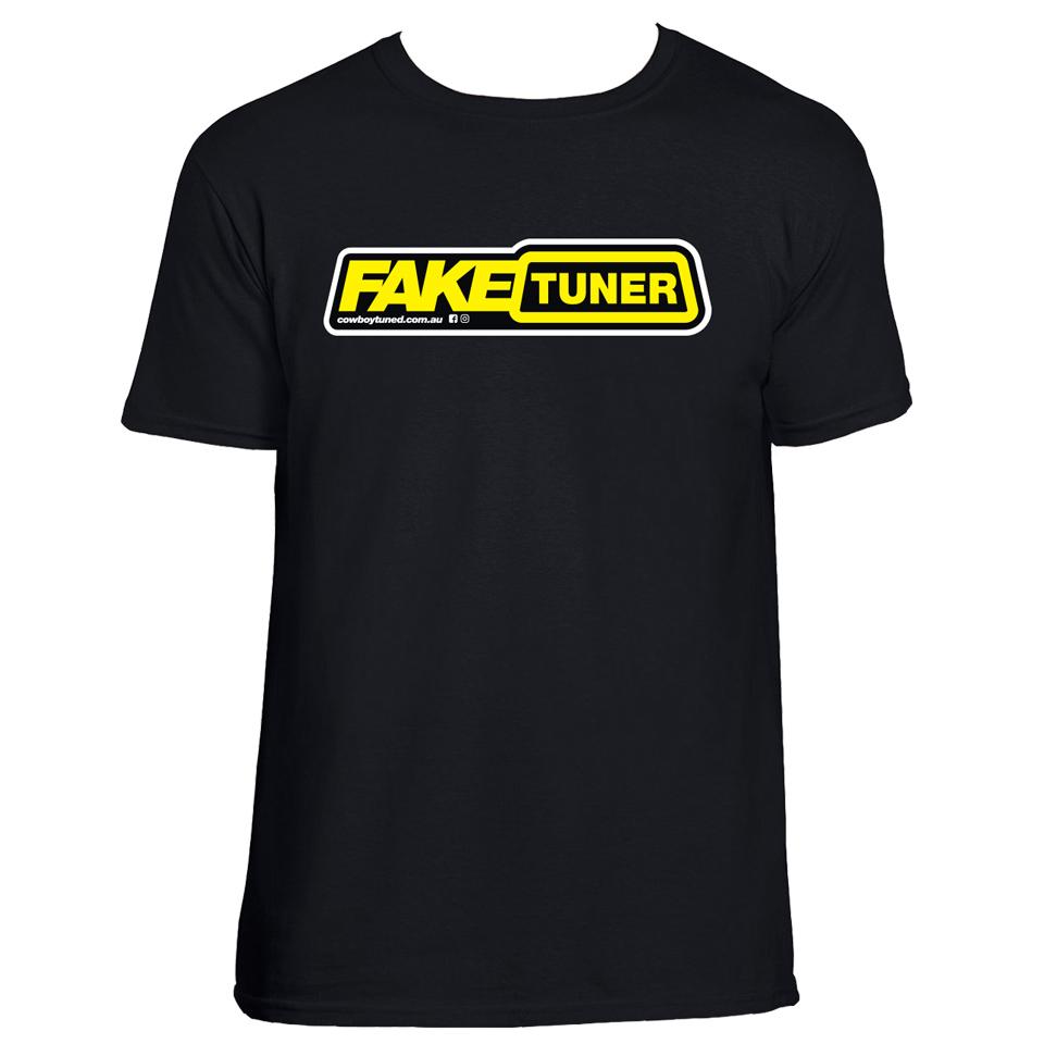 Fake Tuner T-shirt