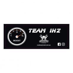 Team 1HZ Sticker