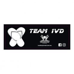 Team 1VD Sticker