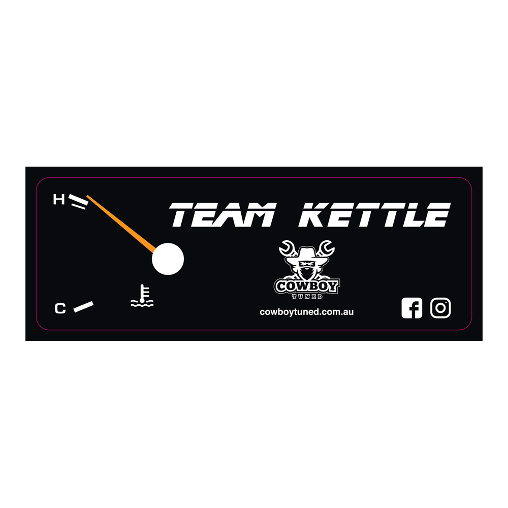 Team Kettle Sticker