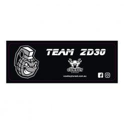 Team ZD30 Sticker