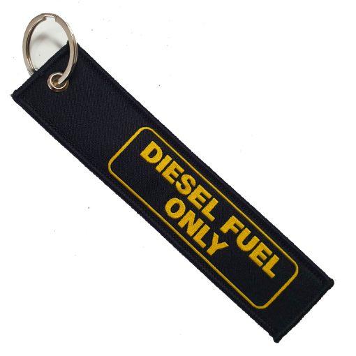 Diesel Fuel Only - Key Tag