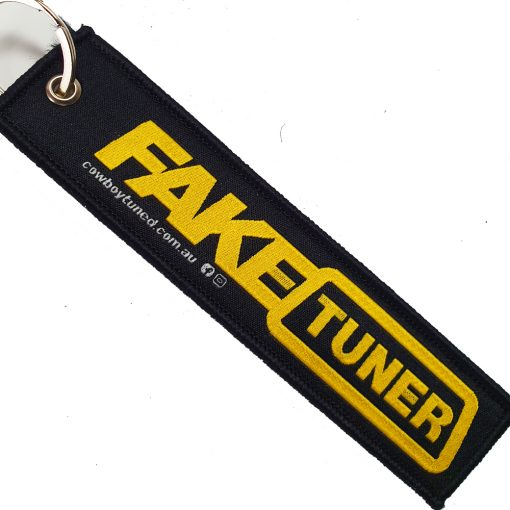 Fake Tuner - Key Tag