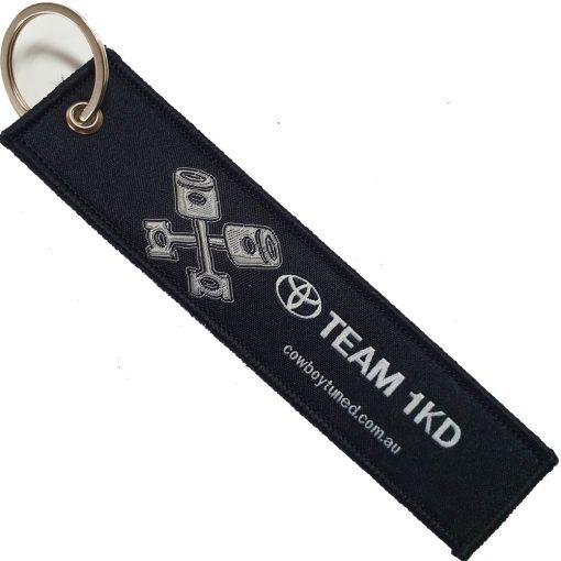 Team 1KD - Key Tag