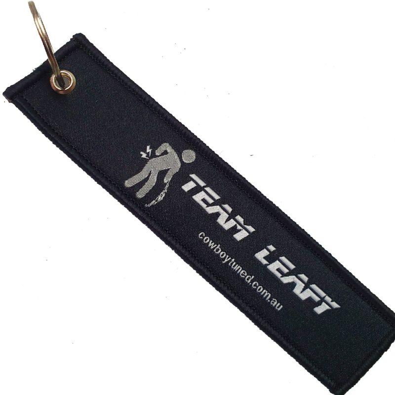 Team Leafy - Key Tag