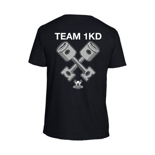 Team 1KD shirt